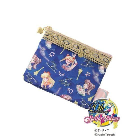 Honey Salonコラボ 美少女戦士セーラームーン ティッシュケース2
