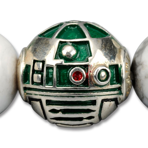 STAR WARS TM R2-A6 TM BEADS BRACELET