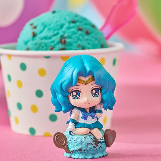 ぷちきゃらランド 美少女戦士セーラームーン アイスクリーム☆パーティー アソートセット