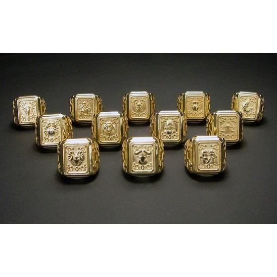 【受注生産】聖闘士星矢 黄金聖衣箱(ゴールドクロスボックス)デザインsilver925リング 射手座(サジタリアス)