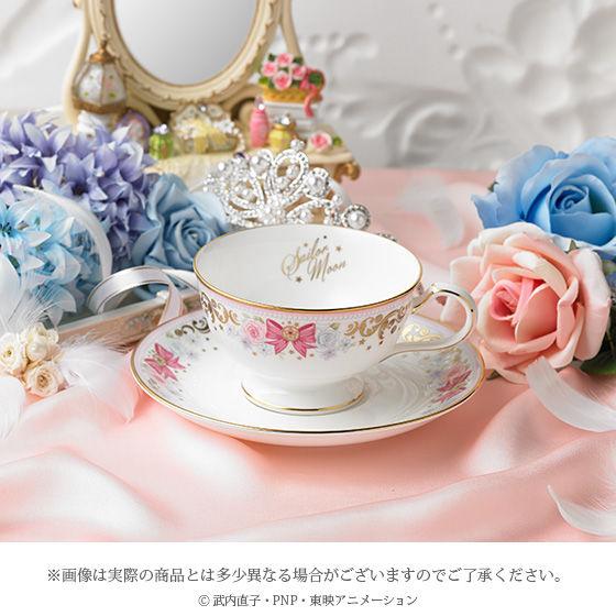 【抽選販売】美少女戦士セーラームーン ティーカップ&ソーサーセット