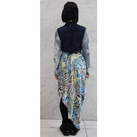 動物戦隊ジュウオウジャー ジュウオウシャーク/セラ パンツ付きスカート