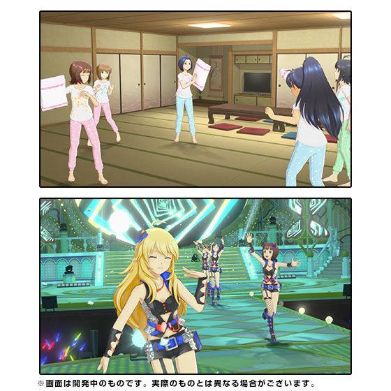 PS4 アイドルマスター プラチナスターズ