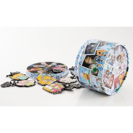 メタルチャームコレクション デジモンアドベンチャー いつもいっしょだよ!編 SUMMER BOX
