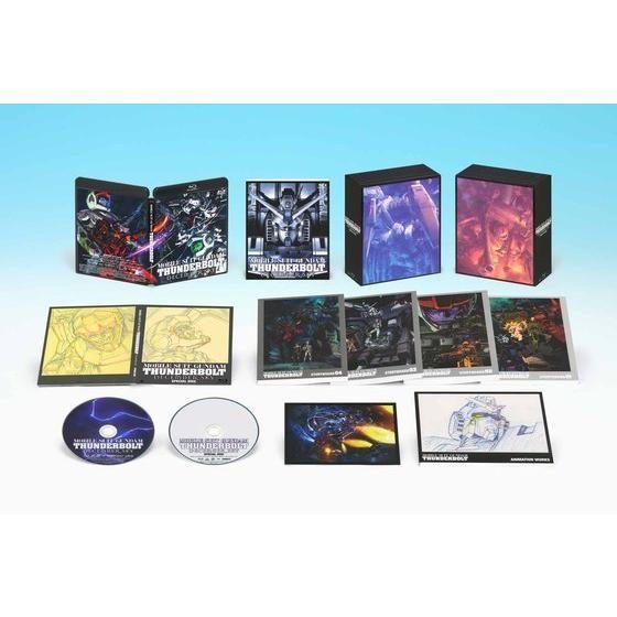 機動戦士ガンダム サンダーボルト DECEMBER SKY Blu-ray Disc COMPLETE EDITION 【初回限定生産】
