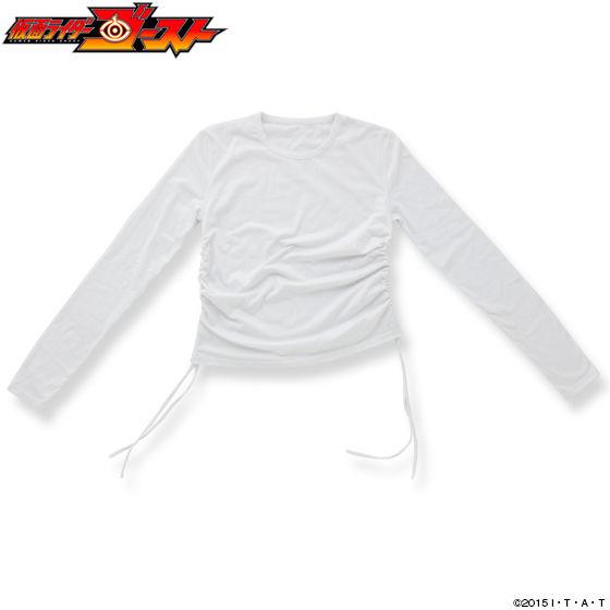仮面ライダーゴースト アラン 長袖サイドクシュTシャツ
