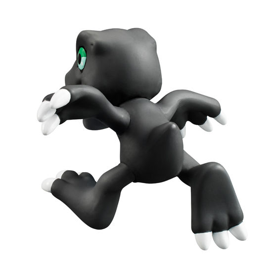 【抽選販売】デジコレ!限定版 アグモン(黒)&ガブモン(黒)セット