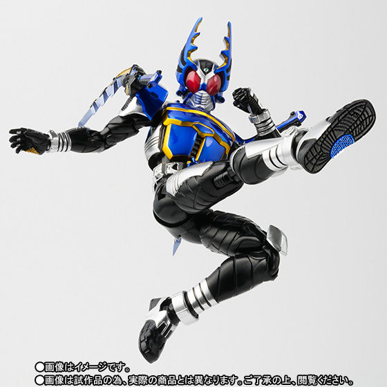 S.H.Figuarts(真骨彫製法) 仮面ライダーガタック ライダーフォーム【2次:2016年10月発送】