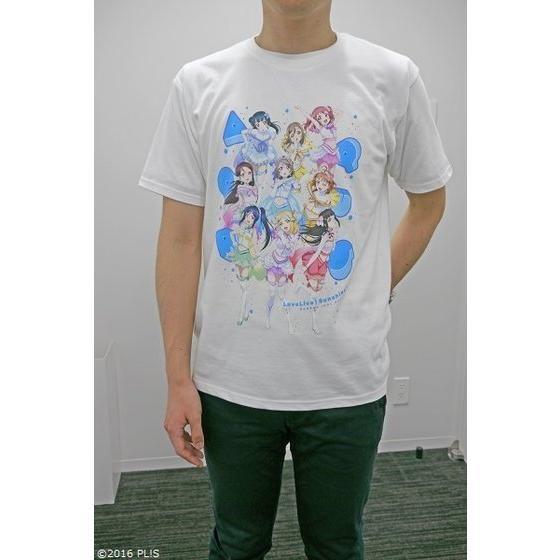 ラブライブ!サンシャイン!! メンバーTシャツ