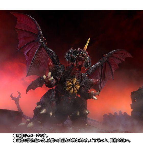 S.H.MonsterArts デストロイア(完全体) Special Color Ver.