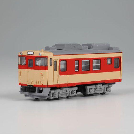 Bトレインショーティー キハ40形 新潟色・青+キハ48形 国鉄急行色