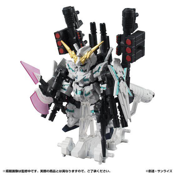 機動戦士ガンダム MOBILE SUIT ENSEMBLE EX01 フルアーマー・ユニコーンガンダム