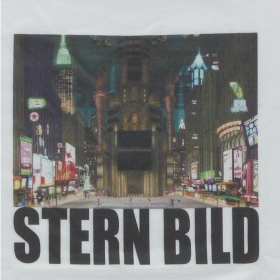TIGER & BUNNY シュテルンビルトTシャツ「街頭ビジョン前」