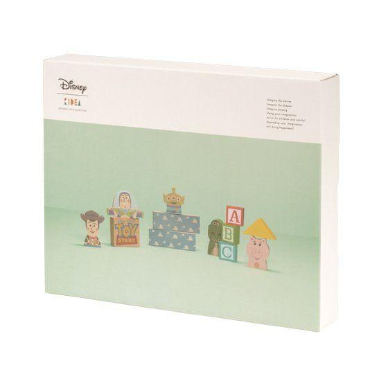 Disney KIDEA&BLOCK<トイ・ストーリー>