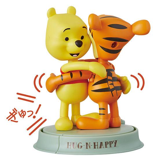 ハグアンドハッピー くまのプーさん・ティガー(HUG-N-HAPPY)