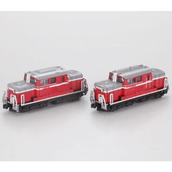 Bトレインショーティー DD51形ディーゼル機関車 842号機・888号機(Bセット)【再販】