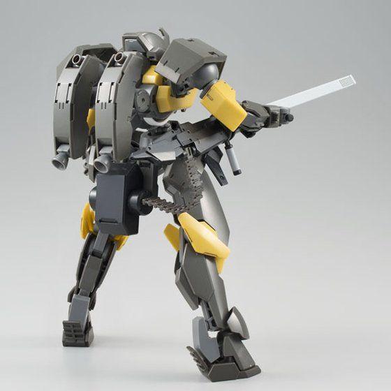 HG 1/144 モビルレギンレイズ(イオク機)【2次:2017年5月発送】