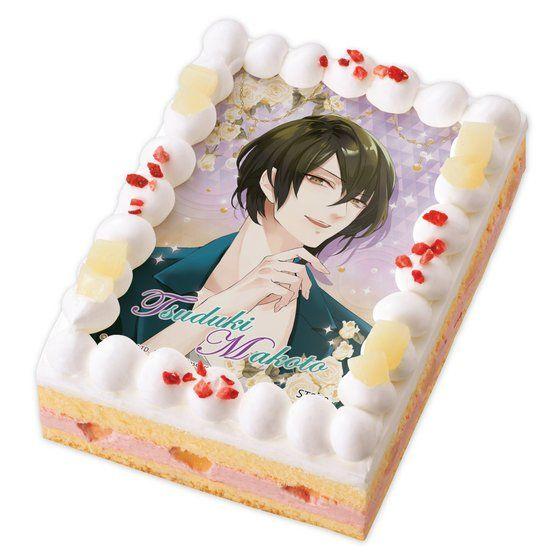 キャラデコプリントケーキ スタンドマイヒーローズ 都築 誠【2017年4月上旬発送】