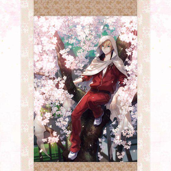刀剣乱舞-ONLINE- 刀剣乱舞 一周年記念祝画 掛軸 第二弾【2次:2017年6月発送】