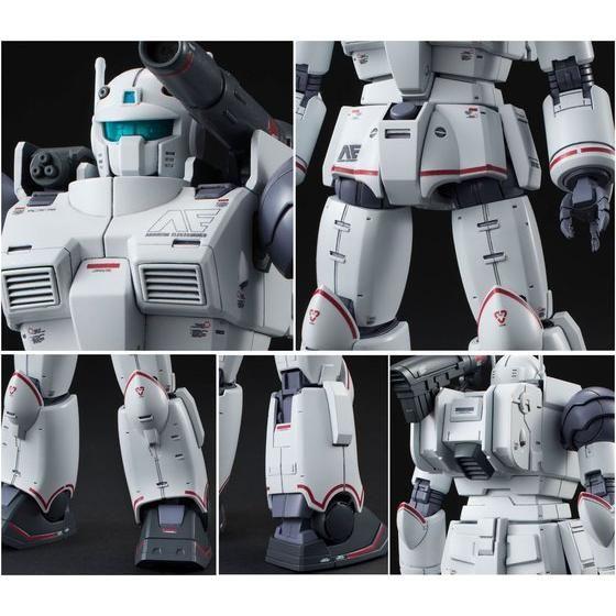 HG 1/144 ガンキャノン最初期型(ロールアウト1号機)【2次:2017年6月発送】