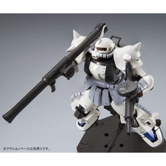 MG 1/100 MS-06R-1A シン・マツナガ専用ザクII(カスタムタイプ)