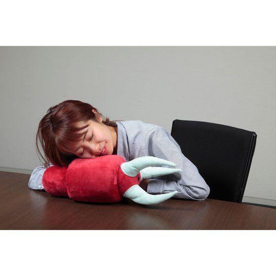 ひとやすみ腕枕(アームピロー)クッションズゴック