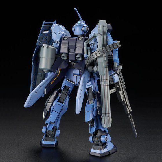 HGUC 1/144 ペイルライダー(空間戦仕様)