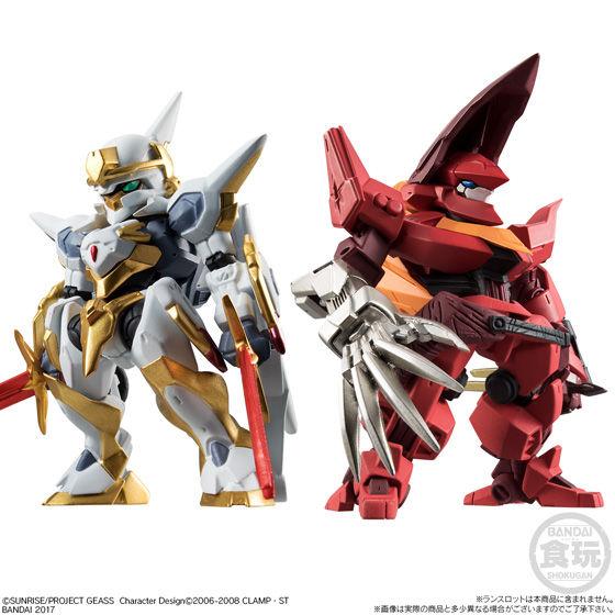 FW CONVERGEメカニクス コードギアス 紅蓮弐式
