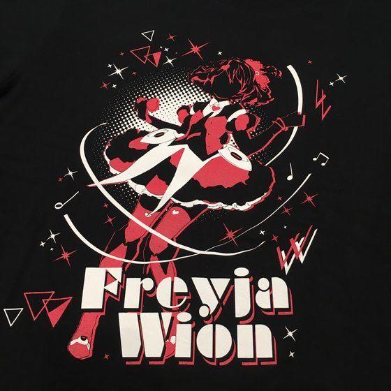 マクロスΔ  VIVID SHADOW Tシャツ フレイア