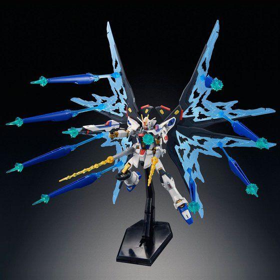 HGCE 1/144 ストライクフリーダムガンダム 光の翼DXエディション