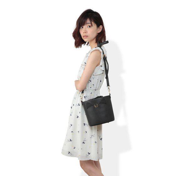 美少女戦士セーラームーン バケツハンドバッグ(ルナ/アルテミス)