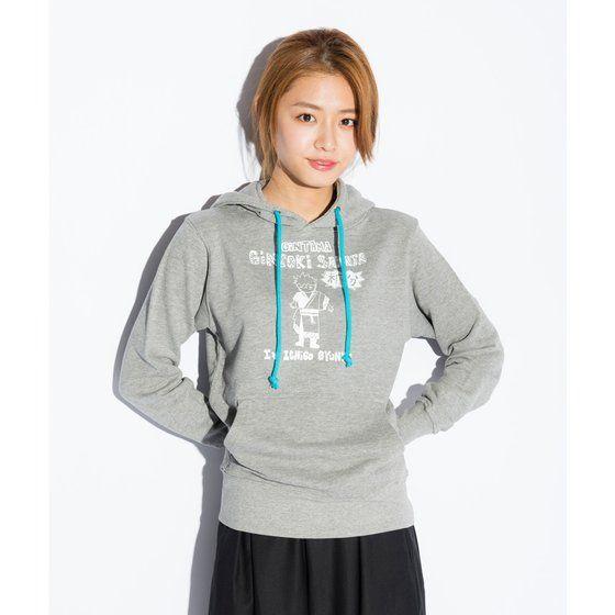 銀魂×SwimmyDesignLab×HTML 03 パーカー