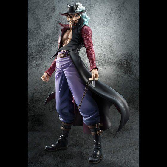 "Portrait.Of.Pirates  ワンピースシリーズNEO-DX ""鷹の目"" ジュラキュール・ミホーク Ver.2(再販)"