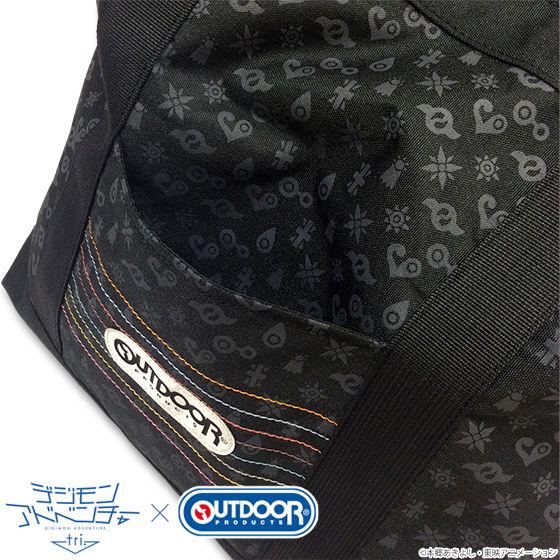デジモンアドベンチャーtri.×OUTDOOR PRODUCTS トートバッグ【2017年11月お届け】