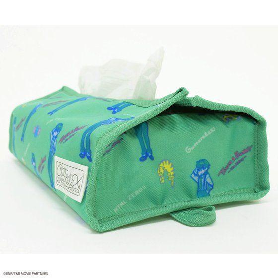TIGER & BUNNY×HTML ZERO3 Guttarelax Reunited Buddy Tissue Case(ティッシュケース)