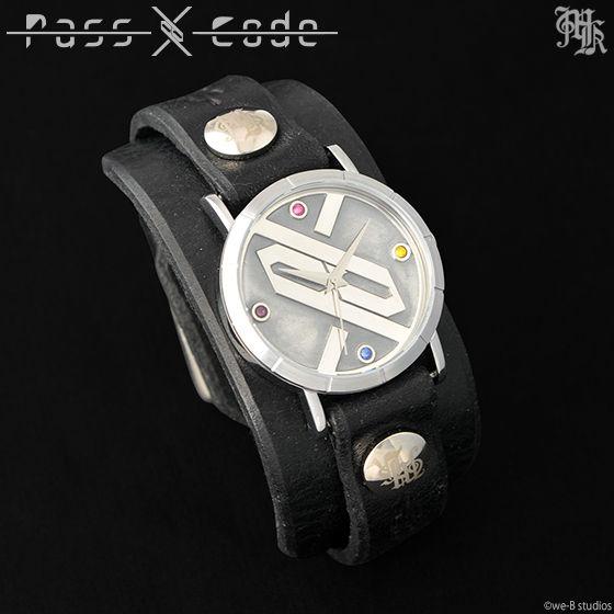 【Musikleidung】PassCode×Red Monkey Collaboration Wristwatch Silver925 Hi-End Model 【4次受注11月発送分】