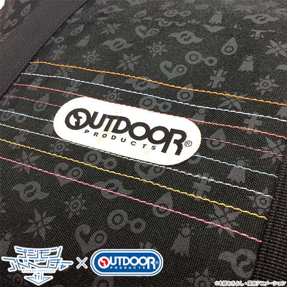 デジモンアドベンチャーtri.×OUTDOOR PRODUCTS トートバッグ