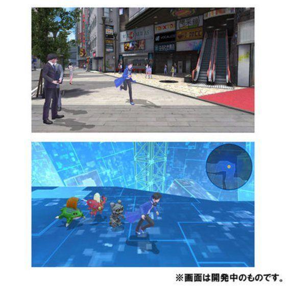 PS Vita デジモンストーリー サイバースルゥース ハッカーズメモリー 初回限定生産版