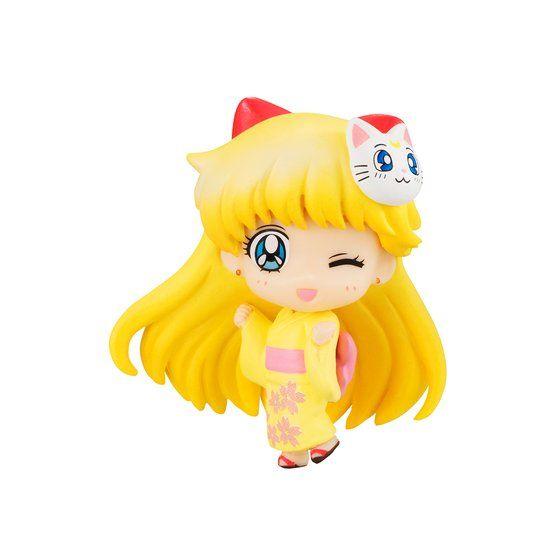 ぷちきゃら! 美少女戦士セーラームーン みんなでお祭り編 桜ver.