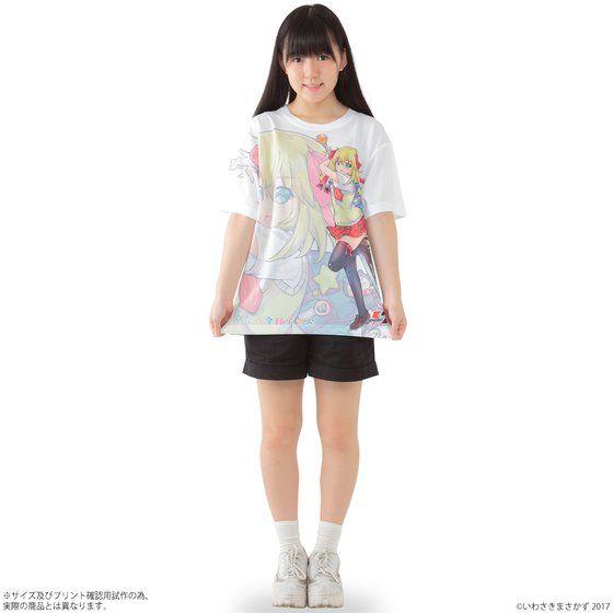 あしたの今日子さん フルパネルTシャツ