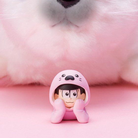 パルメイトぷち おそ松さん ごろごろ☆けものぱじゃまセット【2018年4月発送分】