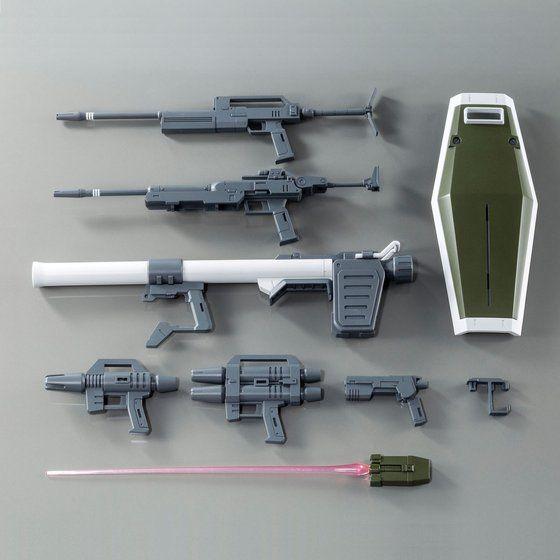 MG 1/100 RGM-79SC ジム・スナイパーカスタム (テネス・A・ユング機)
