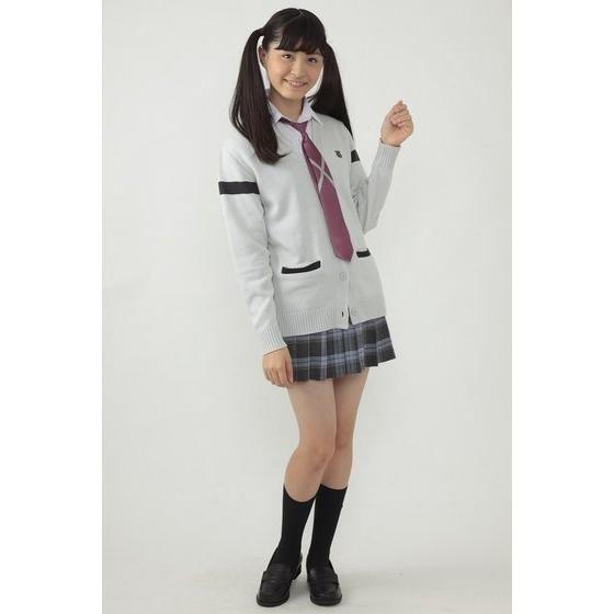 実写版「咲-Saki-阿知賀編 episode of side-A」新道寺女子高校 スカート