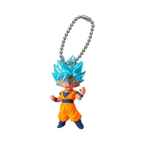Dragon Ball Gashapon Keychain UDM Burst 29 Freeza Final