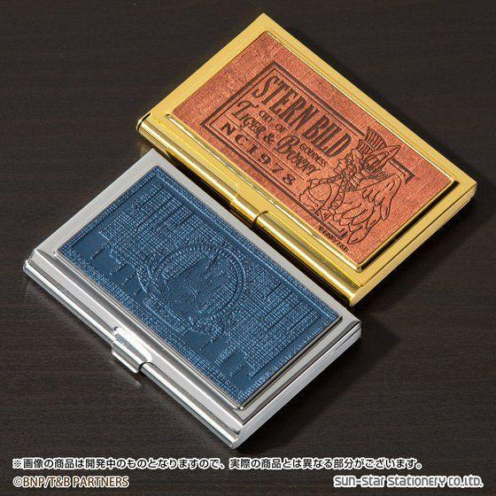 TIGER & BUNNY ステンレスネームカードケース(全2種)【PB限定】