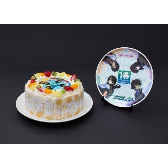 機動戦士ガンダム00 10th Anniversary ケーキセット