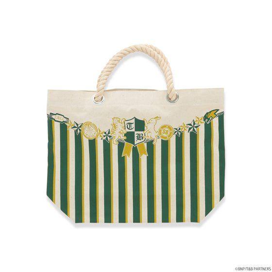 TIGER & BUNNY 紋章柄ロープトートバッグ