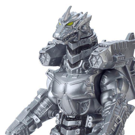 ムービーモンスターシリーズ メカゴジラ(重武装型)