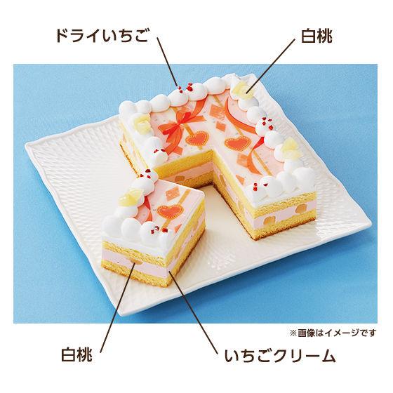 [キャラデコプリントケーキ] ラブライブ!サンシャイン!! 津島善子(誕生日ver.)