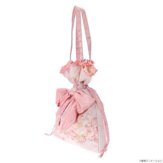 《LIZ LISA×おジャ魔女どれみ コラボ》 クッキー柄リボンバッグ